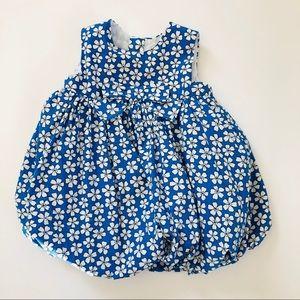 Baby girl balloon style dress